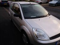 Ford Fiesta 1.25 2004 3 dr Cheadle Stockport