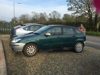 2002 52 plate FORD FOCUS 1.8 for sale
