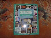 SLOT MACHINES HARD BACK BOOK - 50P