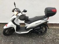 Sym 125 ST scooter