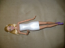 Barbie Fashion Design Maker Replacement Doll, like new condition.