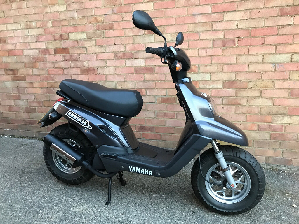 Yamaha Bws Spark Plug