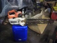 Stihl 085 chainsaw