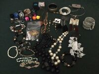 Ladies Dress Jewellery Bundle - Rings, Earings, Bangles, Necklaces