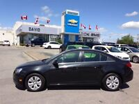 2014 Chevrolet Cruze 1LT, R.CAM, R.START, MYLINK, LOW MILEAGE!!!