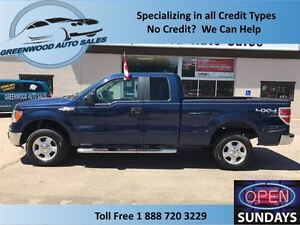 2009 Ford F-150 XLT, AS TRADED special!!!