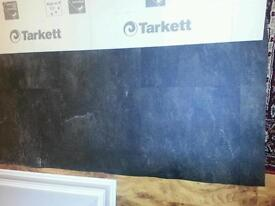 4.5mm Thick, Tarkett Slate Solid remnant Vinyl Flooring 1mx1.4m