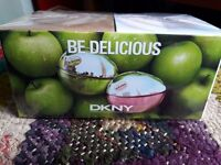 DKNY eau de parfum spray duo be delicious and fresh blossom