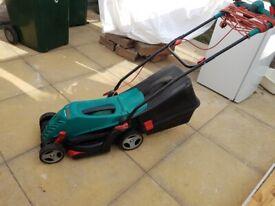 Bosch Electric Lawn Mower Rotak 340 ER