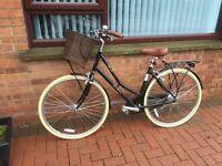 Ladies Pendleton city cycle