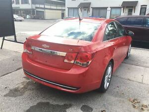 2012 Chevrolet Cruze LT Turbo+ w/1SB London Ontario image 5