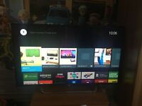 "Sony bravia 49"" 4k android smart tv"