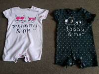 Girl 9-12 month & 12-18 month clothes bundle