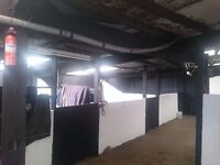 3 DIY Stables available - Stalybridge