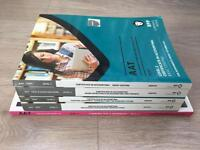 AAT Level 2 Certificate in Accounting Course Text Books