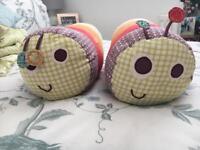 Mamas & papas jamboree nursery bedding collection