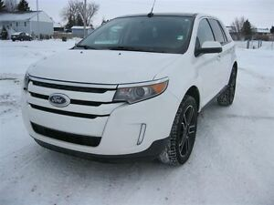 2014 Ford Edge SEL- ACCIDENT FREE!! FINANCE NOW!!!