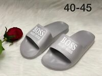 Boss sliders sizes 6-11 £10 a pair FREE DROP OFF LOCAL
