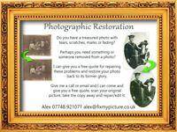 Photographic Restoration