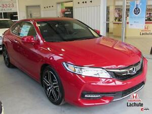 2016 Honda ACCORD COUPE TOURING V6 *LIQUIDATION* 112$/SEM