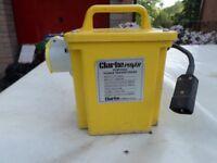 Clarke Portable Power Transformer