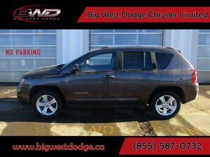 2015 Jeep Compass High Altitude 4x4 Sunroof Leather