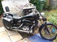 Honda VT750DC Shadow swap for XVS,VN, or similar of 1100 or above.