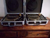 TECHNICS SL-1200 Limited Edition Gold