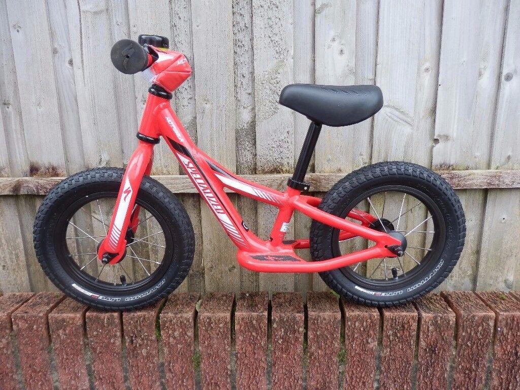 Child Specialized balance bike