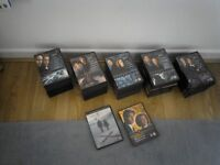 X FILES Complete Series 1 - 9 with extra 2 dvds Directors Cut & Secrets of the X Files