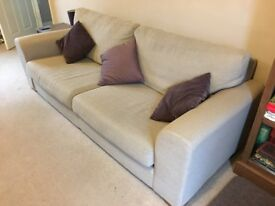 3 Seater Sofa, Very Good Condition