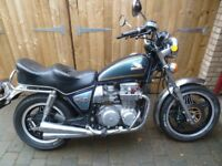 Honda CB650 C Custom - Nice bike runs well