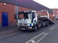 Scrap cars vans and bikes. Mot failures wanted we pay cash for your trash