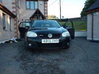 Volkswagen golf MK5 1.4s
