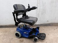 GO CHAIR Portable Folding Powerchair. Electric Wheelchair **i can deliver ** mobility scooter