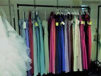 JOB LOT BRIDESMAIDS /PROM DRESSES
