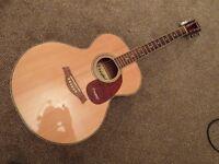 Westfield Jumbo acoustic guitar