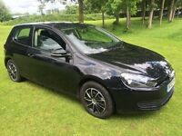 2012 VW GOLF TSI S 1.2 HPI CLEAR TOP SPEC VERY LOW MILEAGE MOT'D FSH