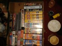 vhs videos only fools horses about 25 tapes