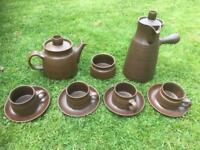 Denby Sherwood Tea & Coffee Set
