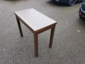 Ikea Bjursta Brown 50-90cm Exending Table FREE DELIVERY 144