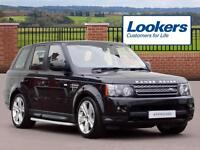 Land Rover Range Rover Sport SDV6 HSE LUXURY (black) 2012-05-01