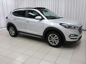 2018 Hyundai Tucson AN EXCLUSIVE OFFER FOR YOU!! AWD SUV w/ BACK