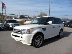 2009 Land Rover Range Rover HSE SUPER CHARGE