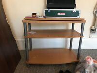 Spinny desk/table