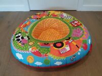 Baby Playmat, Jumparoo, Vibrating Chair, Sit Up Ring & Steamer/Blender