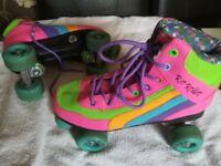 Quad wheel ROLLER SKATES