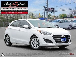 2016 Hyundai Elantra GT ONLY 21K! **6 SPEED** CLEAN CARPROOF...