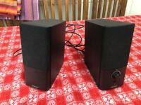 Bose Speakers in great Condition