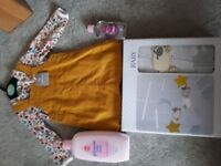 Baby girl bundle all brand new outfit 3-6months